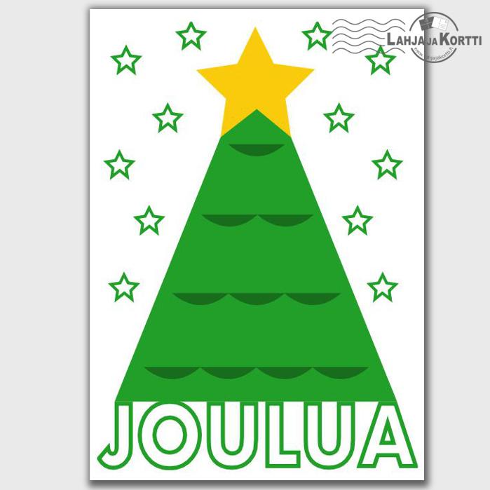 Joulua - Joulukuusi