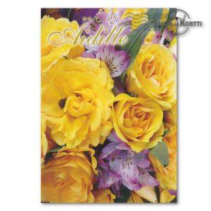 Äidille Keltaiset ruusut 2-os