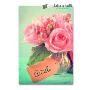 Äidille ruusuja 2-os