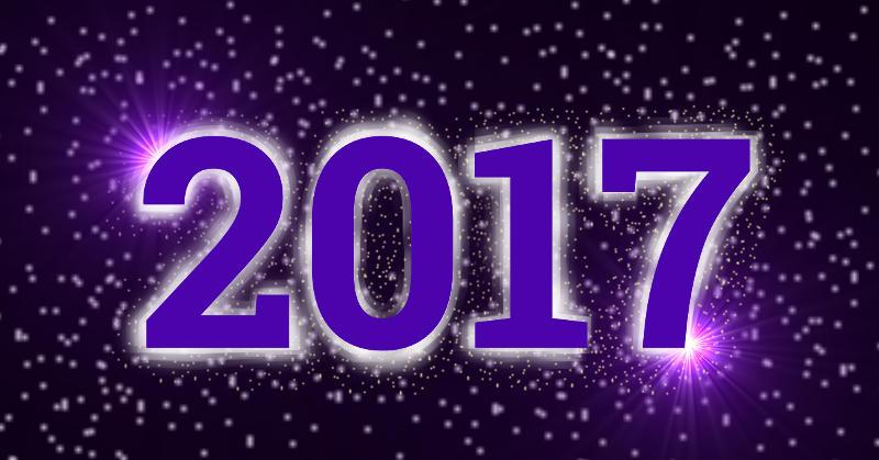 Hyvää uutta vuotta 2017