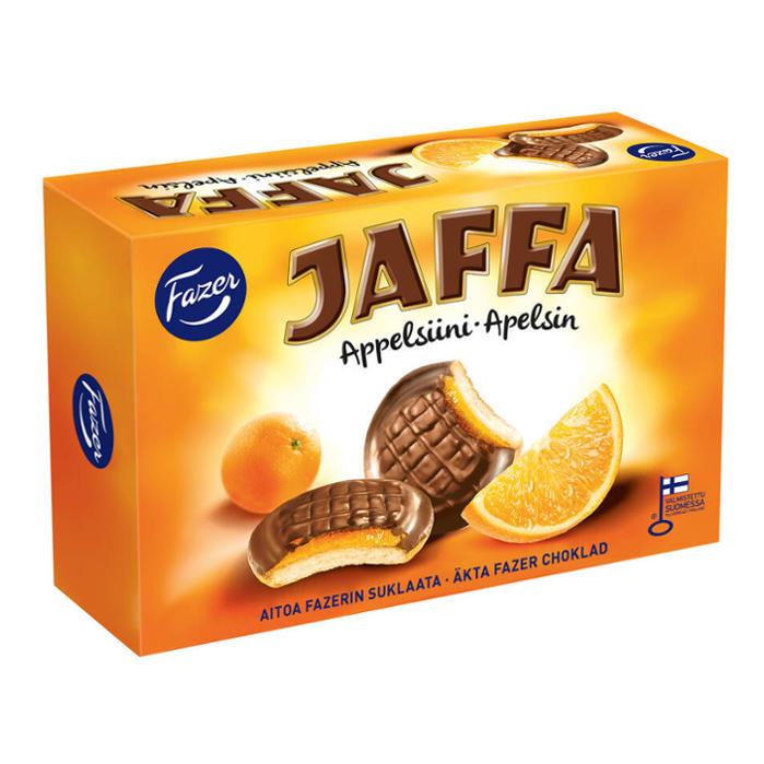 Jaffa Appelsiini leivoskeksit