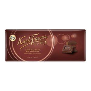 Fazer Tumma suklaa