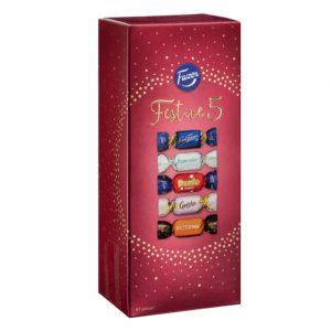 Festive 5 Suklaakonvehdit