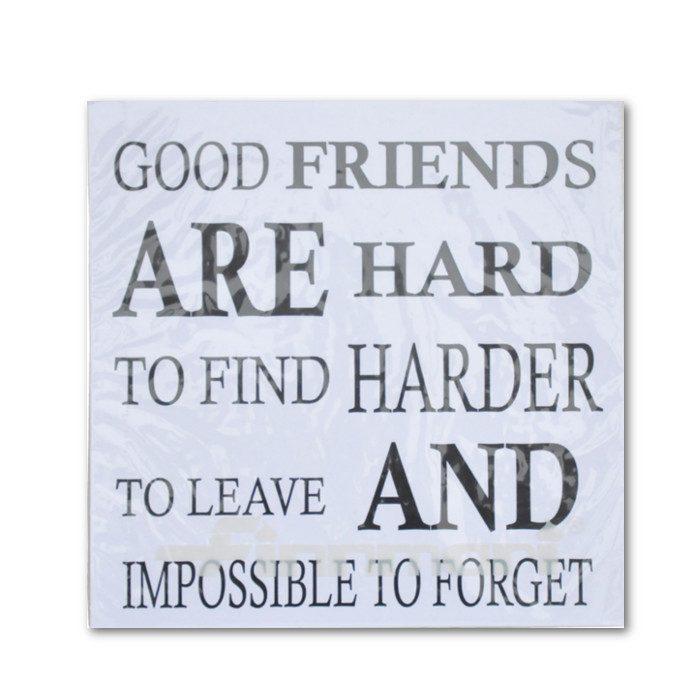 Finnmari Lautasliinat Good friends