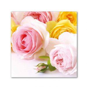 Finnmari Lautasliinat Ruusut