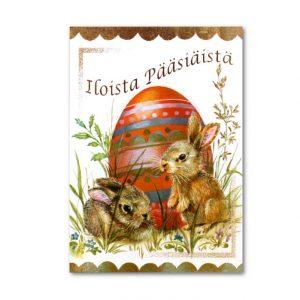 Iloista pääsiäistä puput