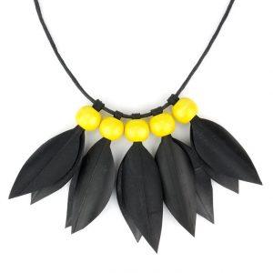 Inka Kaulakoru Keltainen