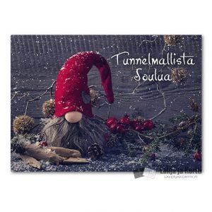 Joulutunnelmaa Huopatonttu