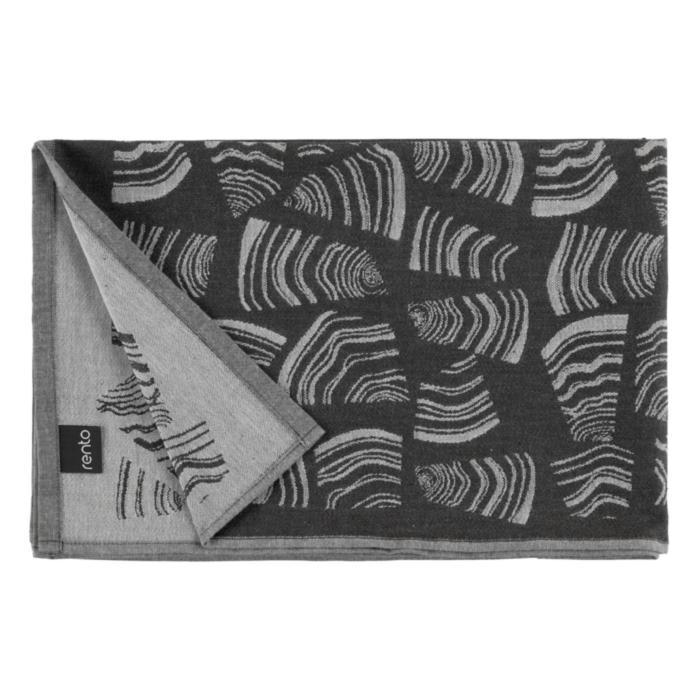 Laudeliina Musta 50x150 cm
