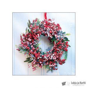 Frozen wreath Lautasliinat