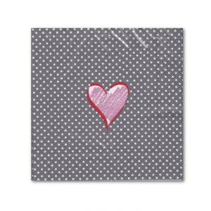 Hearts and Dots lautasliinat