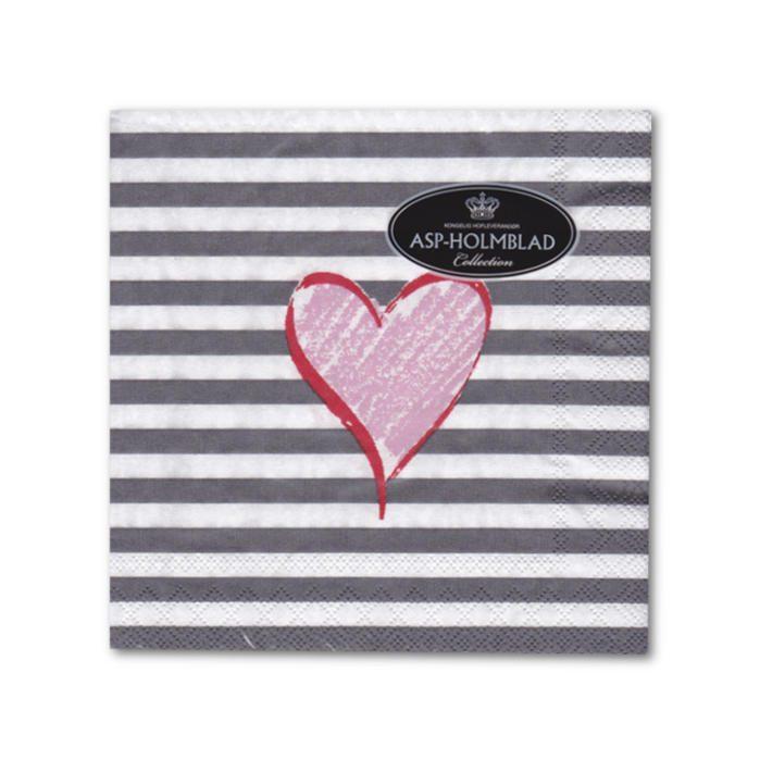Hearts and Stripes Lautasliinat