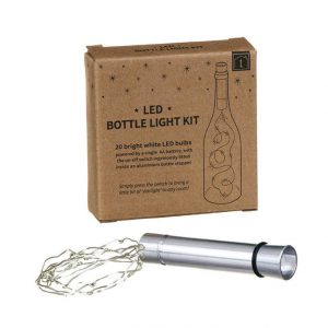 Led-valonauha Pulloon
