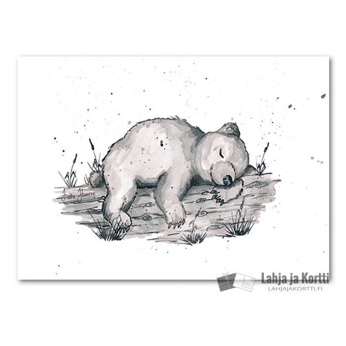 Metsäneläimet Karhu