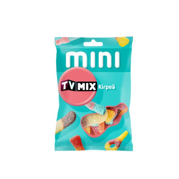 Mini TV Mix Kirpeä