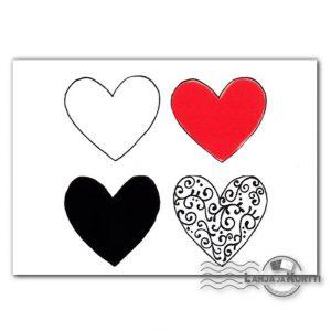 Neljä sydäntä