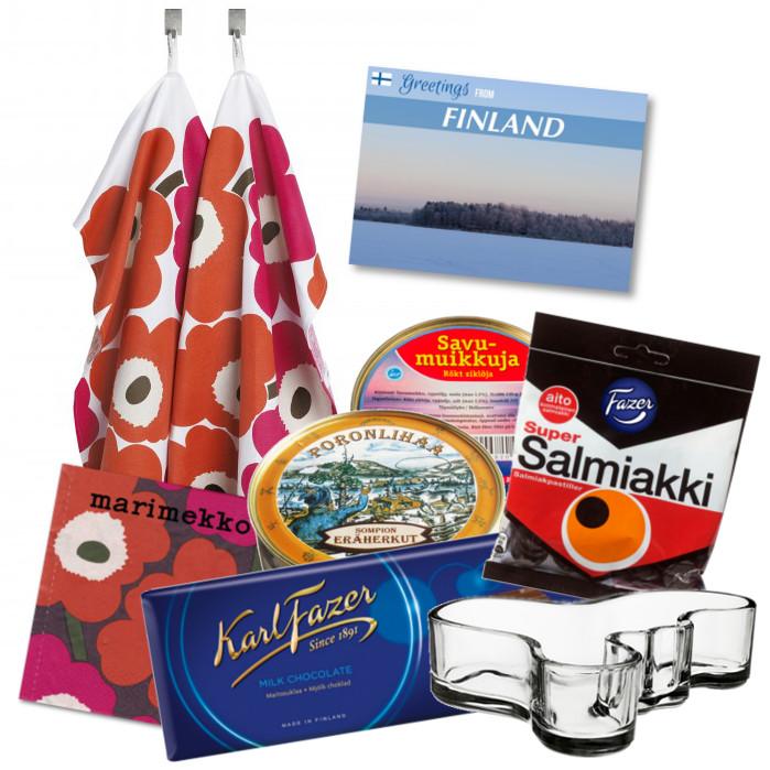 Pala Suomea paketti