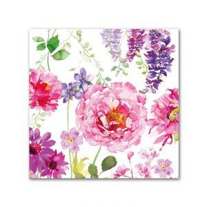 Pink Roses Lautasliinat