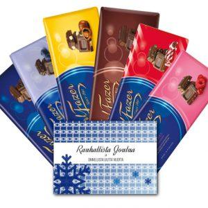 Suklaista Joulua