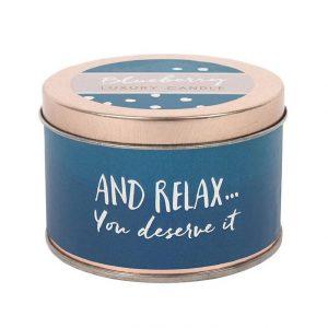 Tuoksukynttilä And Relax