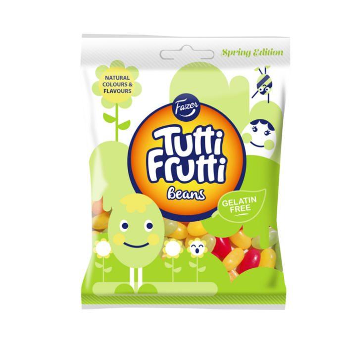 Tutti Frutti Beans